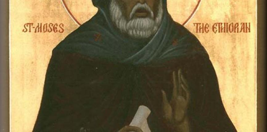 San Moisés el negro