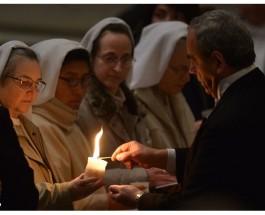 Papa: Perseverando en el camino de la obediencia madura la sabiduría personal y comunitaria