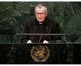 La Santa Sede valora los esfuerzos de la ONU en favor de la paz