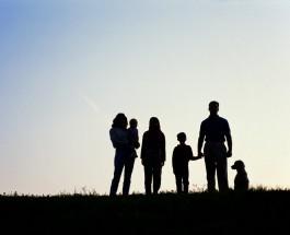 No hay familia si no existe amor