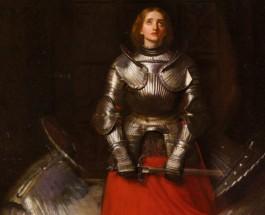 La valiente Juana de Arco