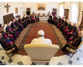 El Papa a los obispos de la República Dominicana sobre los desafíos de la Iglesia que sigue caminando en esas tierra