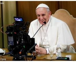 «La vida es un lindo tesoro que solamente tiene sentido si lo donamos», el Papa a las Scholas