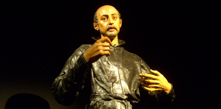 El caballero Ignacio de Loyola