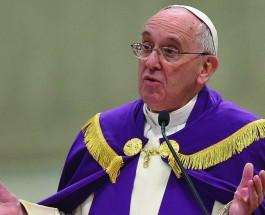 Papa Francisco anuncia un Jubileo extraordinario: Año Santo de la Misericordia