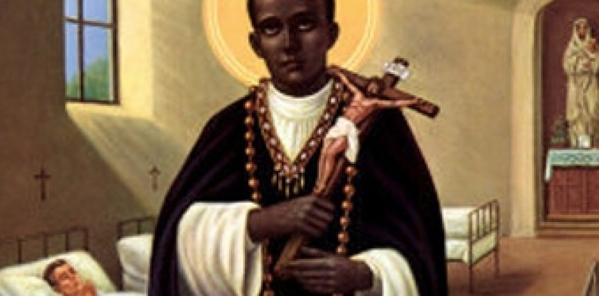 San Martín de Porres: «Seguiría barriendo»