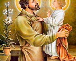 19 marzo – Solemnidad de San José