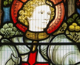 San Jorge: es el santo militar